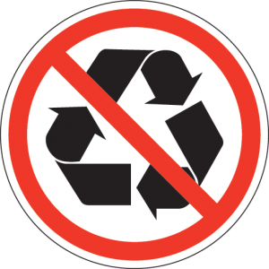 antirecycling